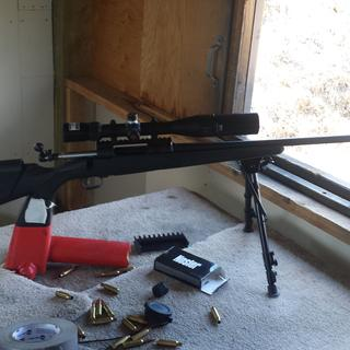 Savage 11 Long Range Hunter Black 6 5 Creedmoor 26-inch 4Rd