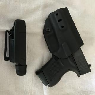 Glock G43 9mm 3 39-inch Barrel 6 Rounds