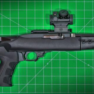 Ruger Charger+