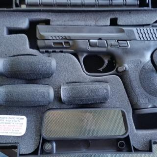 Smith & Wesson M&P9 M2 0 Compact 9mm 4'' Barrel 15 RDs Fixed Sight