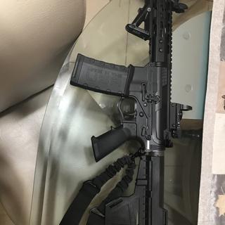 American tactical imports Omni hybrid Maxx Pistol 5.56 NATO 7-inch 30Rds keymod rail