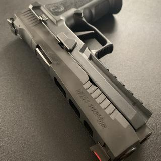 Sig Sauer P320 X-Five Full Size Nitron Black 9mm 5-inch Barrel 21 Rounds