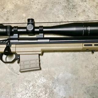 Beretta Tikka T3 Varmint Blue / Black Synthetic  223 Rem / 5 56 23 6-inch  6Rds