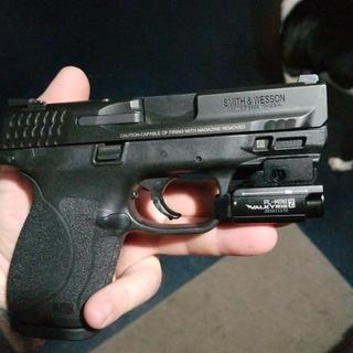 Smith & Wesson M&P9 M2 0 9mm 3 6