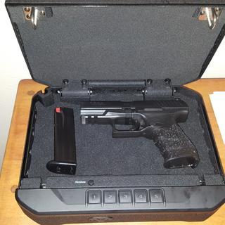 Walther PPQ M2 Magazine Black Anti-Friction Coating 9mm 15Rd