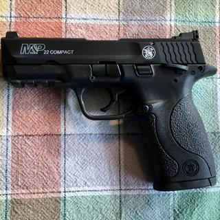 Smith & Wesson M&P 22 Compact  22 LR 3 6