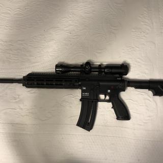 Heckler and Koch HK416  22LR 16 1-inch 10Rds