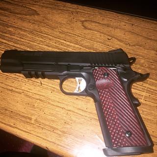 Sig Sauer 1911 TACOPS Nitron 10mm 5-inch 8Rds SIGLITE Night Sights