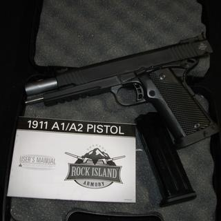 Rock Island Armory M1911 Pro Match Ultra HC 10mm 6-inch 16Rds Adjustable  Sights
