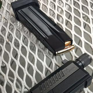 CZ-USA P-10 C 15 Round Magazine 9mm Luger Steel Black Finish
