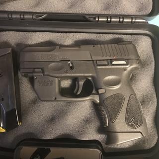 Taurus G2C 9mm 3 2