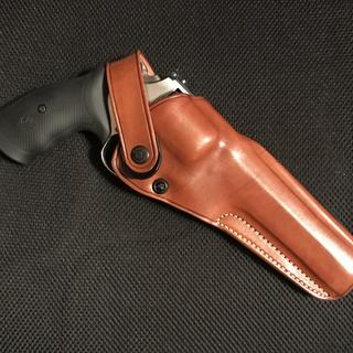 With new holster