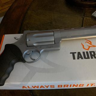 Taurus 513 Raging Judge 45/454/410 6rd 6 5-inch Stainless