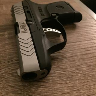 Wife loves it😍 Perfect for women that want a 🔫 2protect them selfs.. Small but strong its the9'son