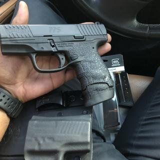 Walther PPS M2 Magazine Black 9mm 8Rd