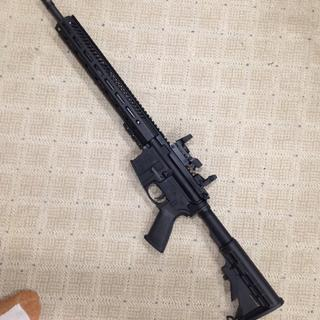Odin agjustable gas block, MFT M-LOK Rail/ForeGrip, Vortex Red Dop, Nickel Boron BCG= GREAT BlackGun