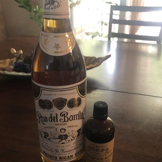 Best rum for the best bitters.