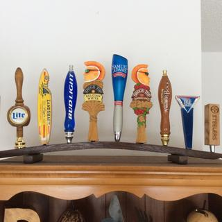 The ferrule is on the Lite Beer Tap Handle.