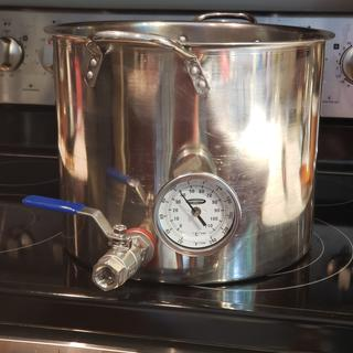 Upgraded stainless kettle
