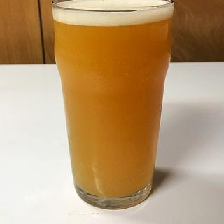 First attempt brewing a NEIPA. Came out great!
