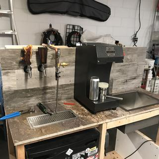 Canning line build