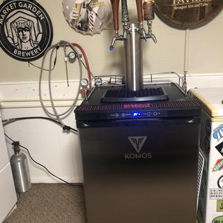 Great kegerator!