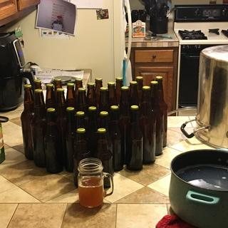 Bottling Day