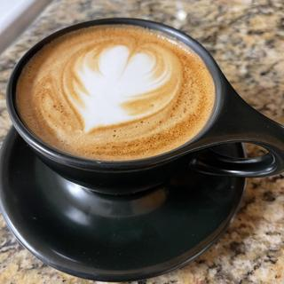 My first quality latte