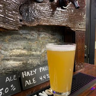 New School Kicks Hazy Pale Ale