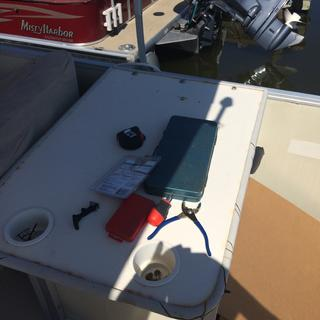 Starboard side hatch cover to be replaced