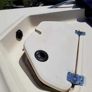 Keywest anchor locker,  Perfect replacement  ! Thank you Boat outfitters.