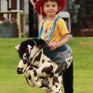 """Thanks for the inspiration from """"The Book of Cowboys"""" by Holling Clancy Holling."""
