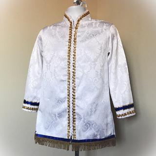 Boys tunic for an event.