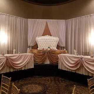I love this fabric. I use it for my event backdrops and draping.