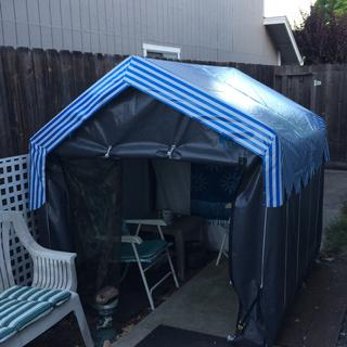 This will extend the life of my shelter for many years to come.