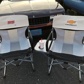Director Chair back covers