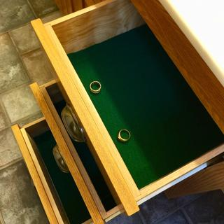 Drawer liners.
