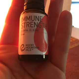 I love, love this oil sooo much! I'm a massage therapist and all my clients want to know what it is.