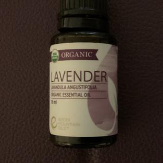 Organic Lavender Essential Oil by Rocky Mountain Oils