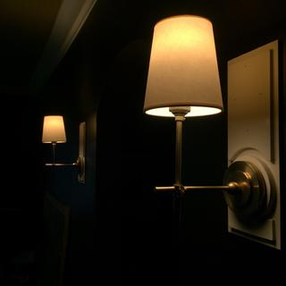 We are an electrical contractor and see so many fixtures, we love this one. Install with a dimmer!
