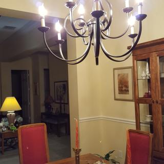 Dover 25 Inch 5 Light Chandelier By Kichler Lighting