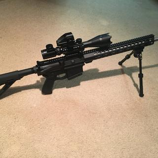 AR 10 PA 10 Gen2 Upper and lower.
