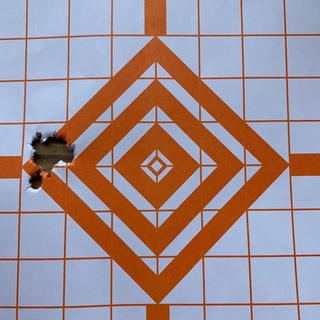 First 10 rounds. Consistency is this rifles name.
