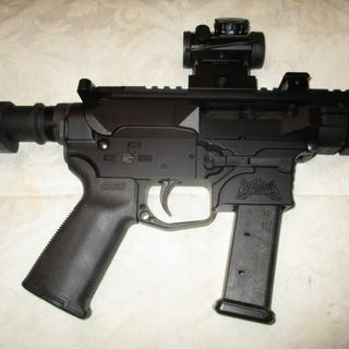 AR 9 PSA Lower Receiver