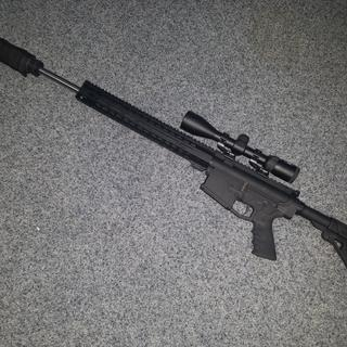 This is going to make a great suppressed deer rifle.