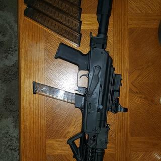 Ets Glock 18 9mm 31 Round Polymer Magazine 7782062