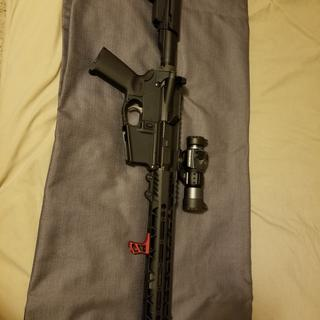 Perfect edition to my ar pistol