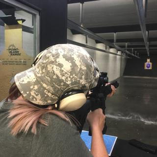 My wife loves shooting this rifle. I might have to build her one!