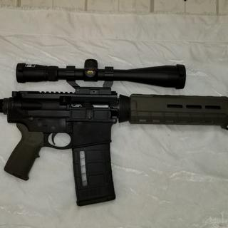 What an awesome rifle!