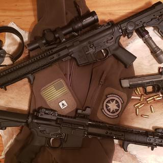 Bottom Pistol build